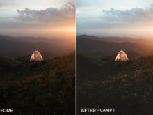 Camp 1- Kirk Richards Lightrooom Presets Vol. 2 - FilterGrade