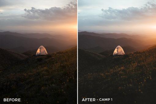 Camp 1- Kirk Richards Lightrooom Presets Vol. 2 - FilterGrade