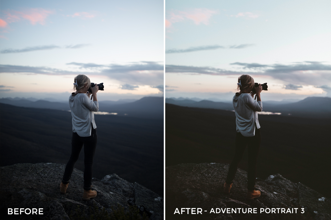 Adventure Portrait 3 - Kirk Richards Lightrooom Presets Vol. 2 - FilterGrade