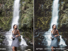 Adventure Portrait 1 - Kirk Richards Lightrooom Presets Vol. 2 - FilterGrade