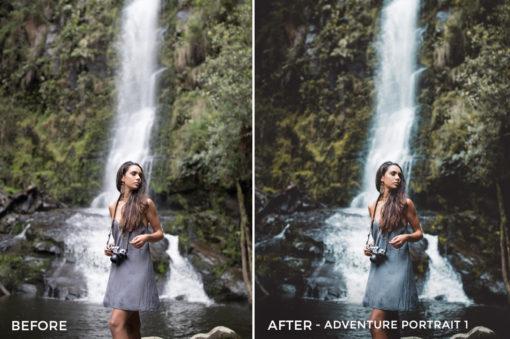 Adventure Portrait 1 - Kirk Richards Lightrooom Presets Vol. 2 - FilterGrade