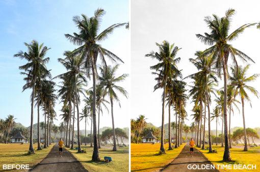Golden Time Beach - Samuel Silitonga Jr. Lightroom Presets - FilterGrade
