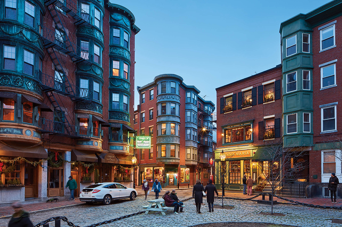 North End - 8 Fun Things to Do in Boston - FilterGrade