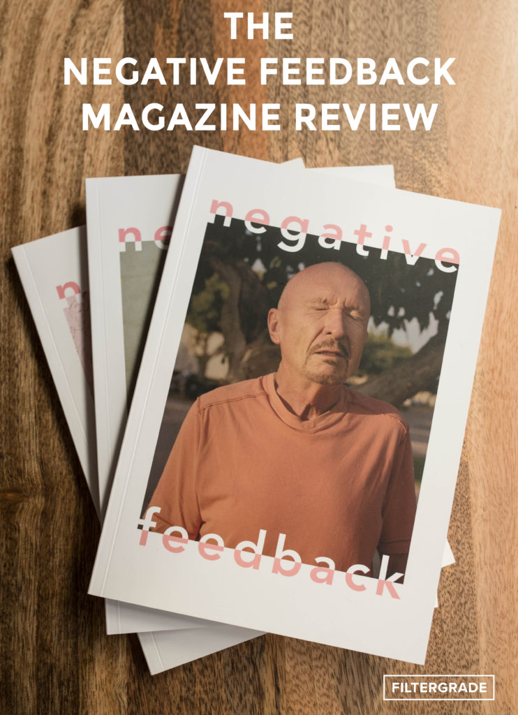 * The Negative Feedback Magazine Review - FilterGrade