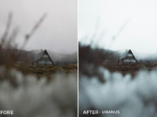 Uranus - Michael Kagerer Lightroom Presets Vol. 2 - FilterGrade