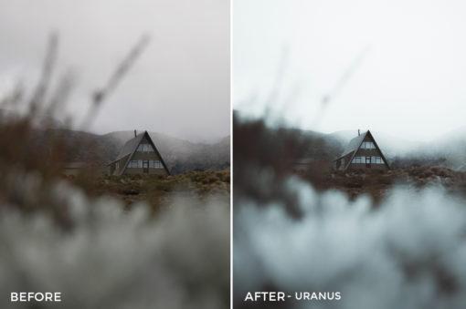 Uranus - Michael Kagerer Lightroom Presets Vol. 2 - FilterGrade