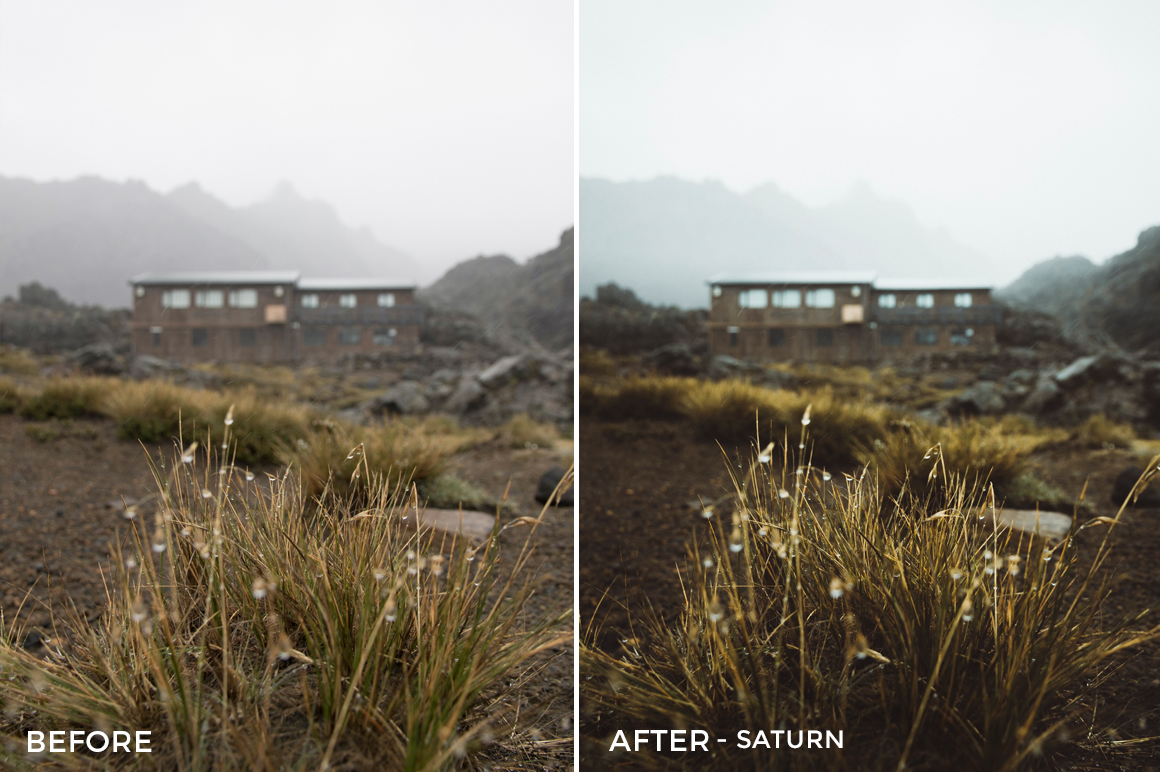 Saturn - Michael Kagerer Lightroom Presets Vol. 2 - FilterGrade