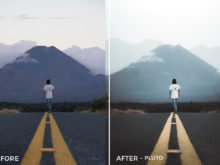Pluto - Michael Kagerer Lightroom Presets Vol. 2 - FilterGrade