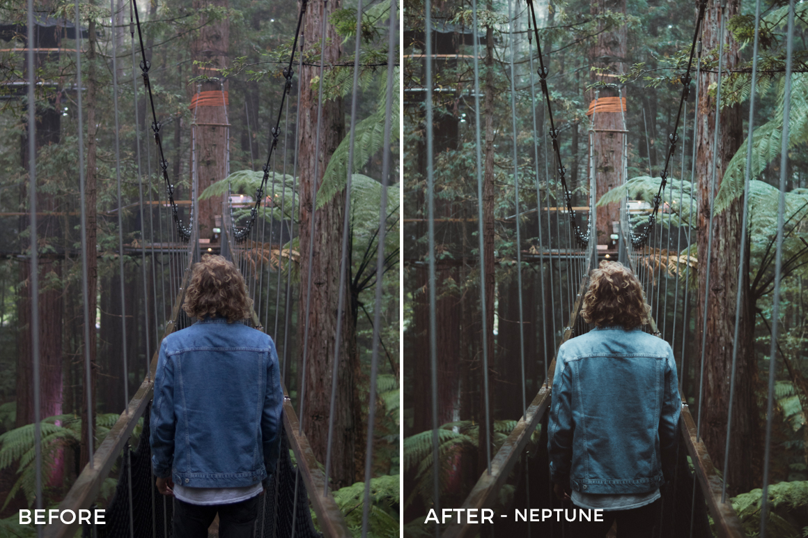 Neptune - Michael Kagerer Lightroom Presets Vol. 2 - FilterGrade