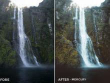 Mercury - Michael Kagerer Lightroom Presets Vol. 2 - FilterGrade