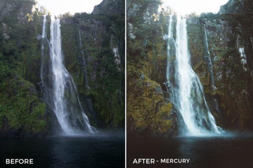 Mercury - Michael Kagerer Lightroom Presets Vol. 2 - FilterGrade