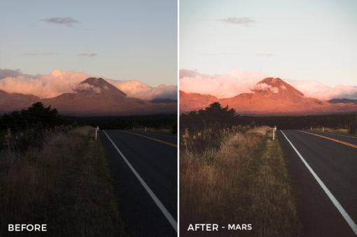 Mars - Michael Kagerer Lightroom Presets Vol. 2 - FilterGrade