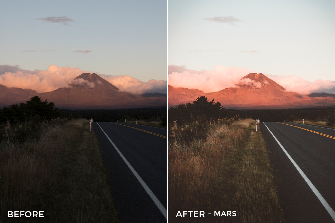 Mars - Michael Kagerer Lightroom Presets Vol. 2 - FilterGrade