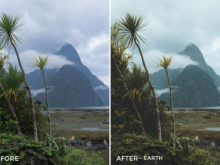 Earth - Michael Kagerer Lightroom Presets Vol. 2 - FilterGrade