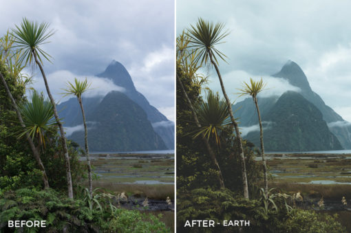 Earth - Michael Kagerer Lightroom Presets Vol. 2 - FilterGrade