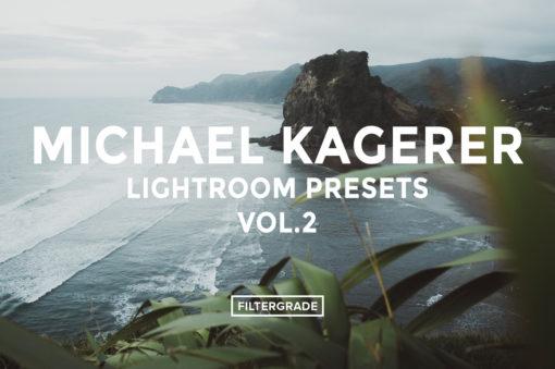 * Michael Kagerer Lightroom Presets Vol. 2 - FilterGrade