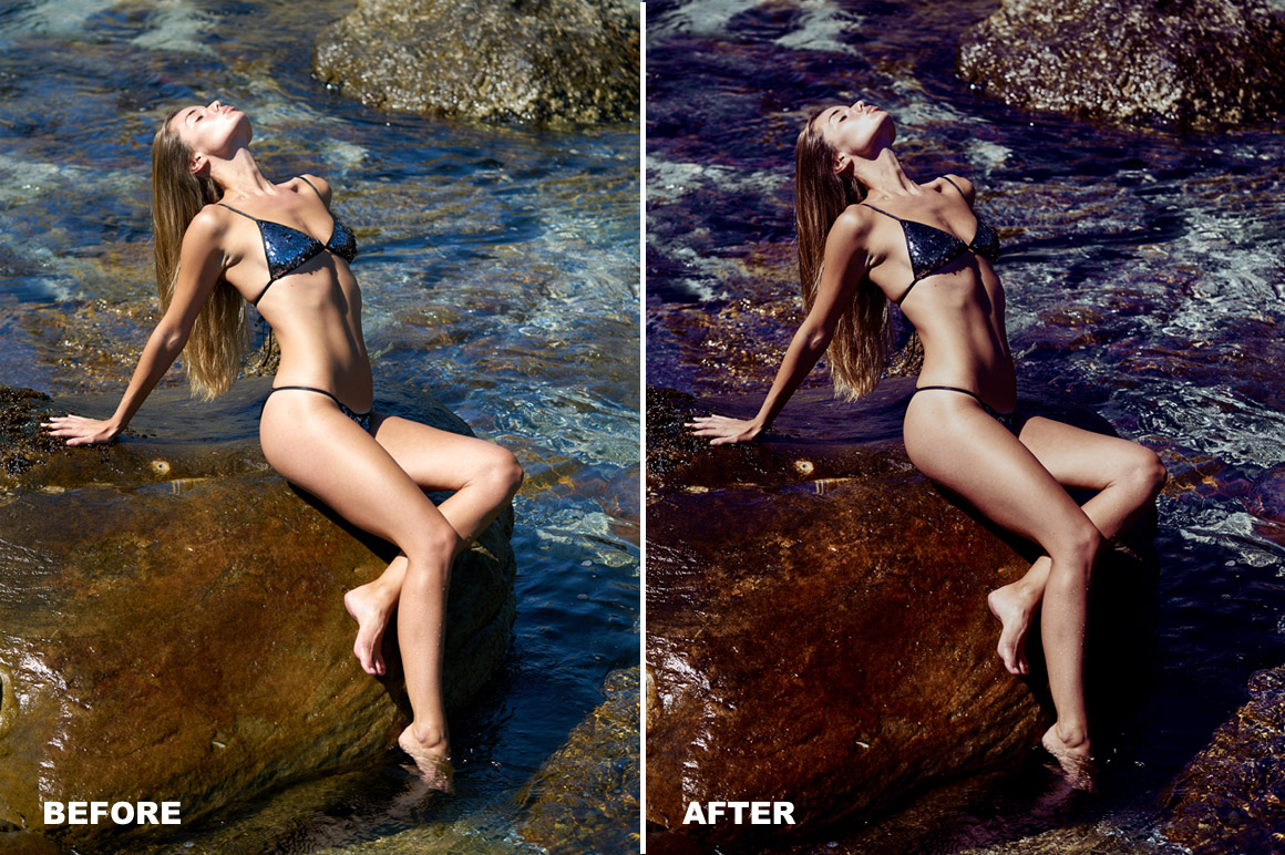 editorial swimsuit model capture one styles
