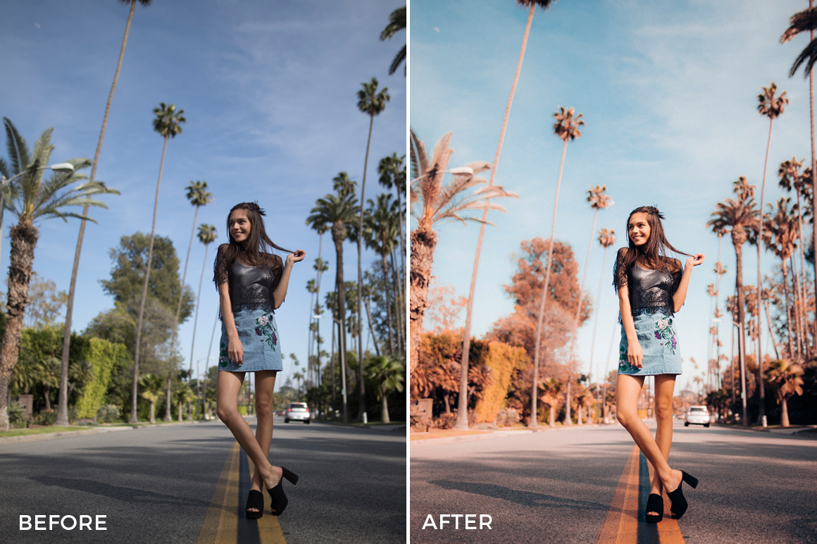 NEW Taylor Cut Films Lightroom Presets - 18 Essential Portrait Lightroom Preset Packs - FilterGrade