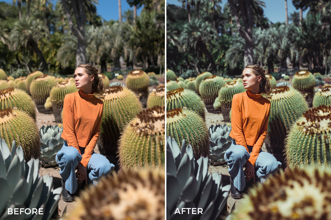 Allegra Messina Harsh Lightroom Presets 1 - 18 Essential Portrait Lightroom Preset Packs - FilterGrade