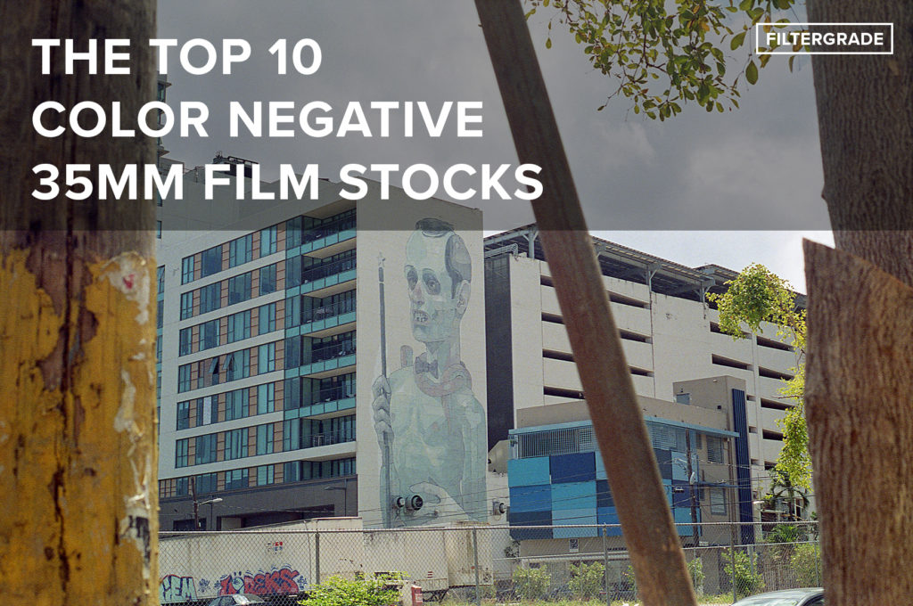 \(FINAL\) The Top 10 Color Negative 35mm Film Stocks - FilterGrade