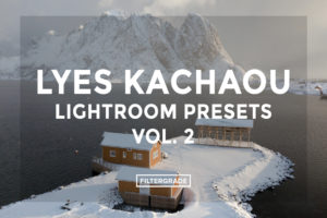 Lyes Kachaou Lightroom Presets Vol. 2 - FilterGrade
