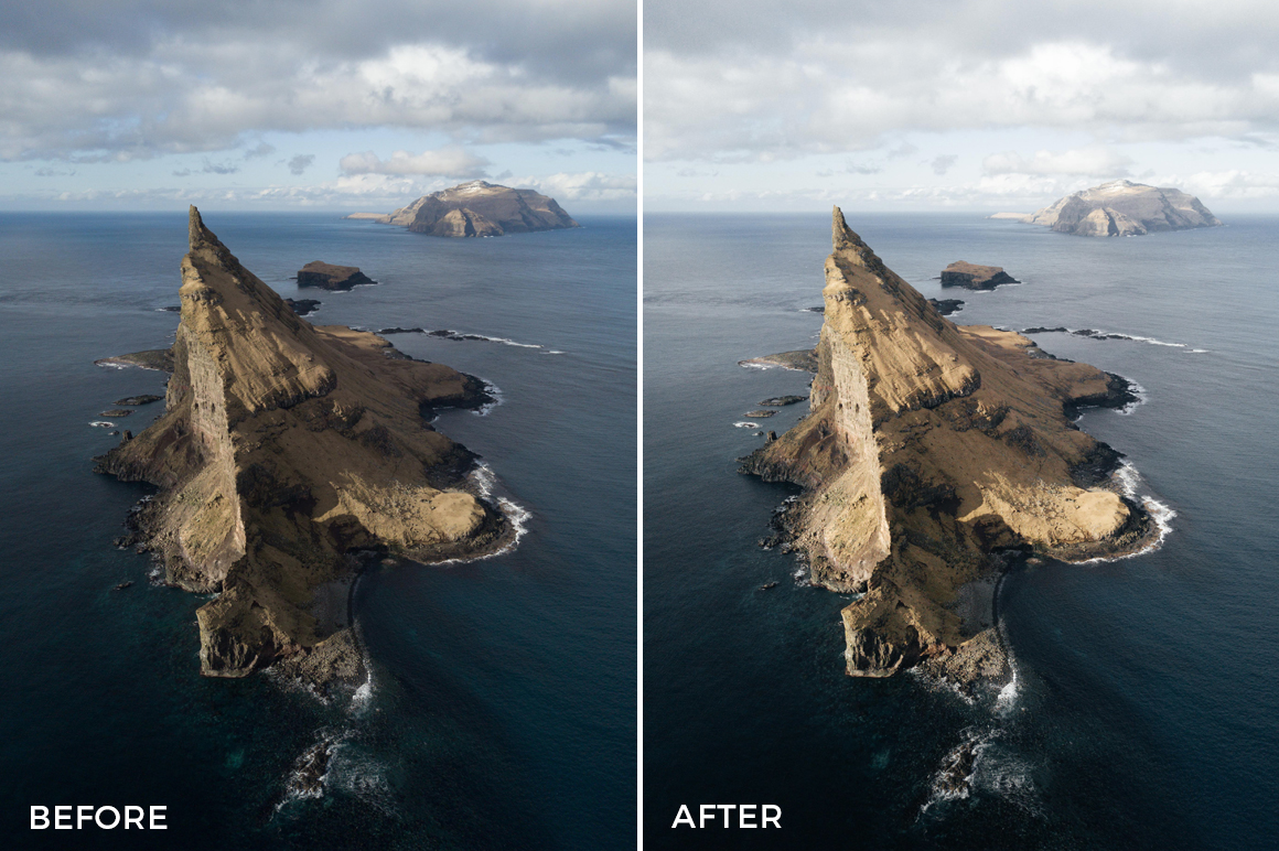 10 Lyes Kachaou Lightroom Presets Vol. 2 - FilterGrade