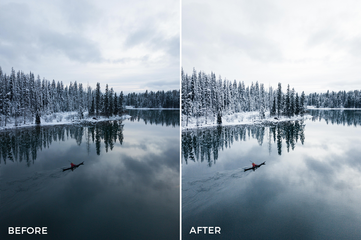 4 Lyes Kachaou Lightroom Presets Vol. 2 - FilterGrade