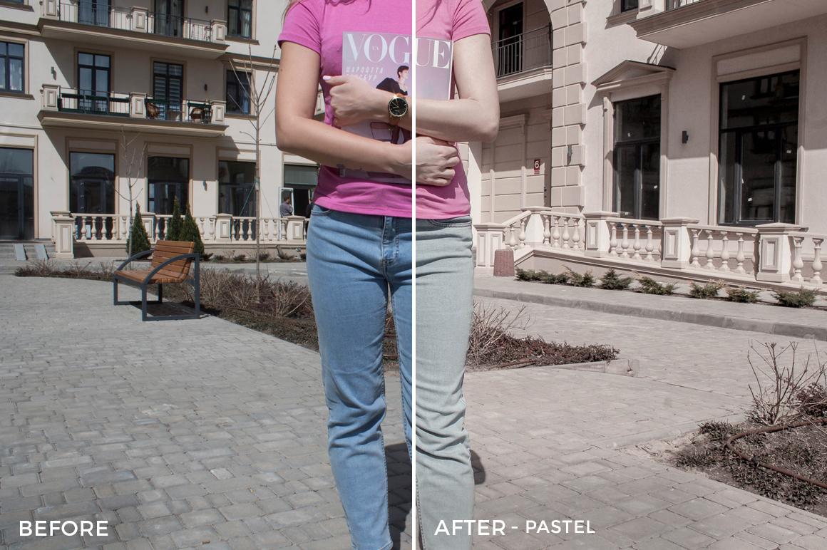 Pastel - Martini Pastel Lightroom Presets - FilterGrade