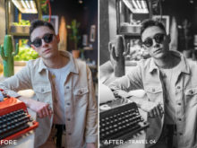 Travel 04 - Luca Deasti Lightroom Presets - FilterGrade