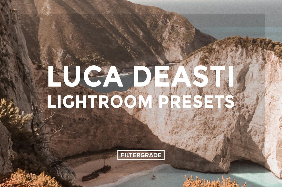 Luca Deasti Lightroom Presets - FilterGrade