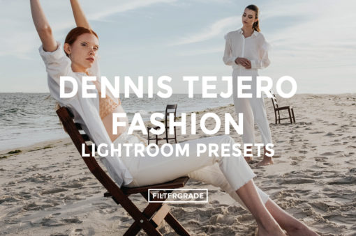 Dennis Tejero Fashion Lightroom Presets - FilterGrade