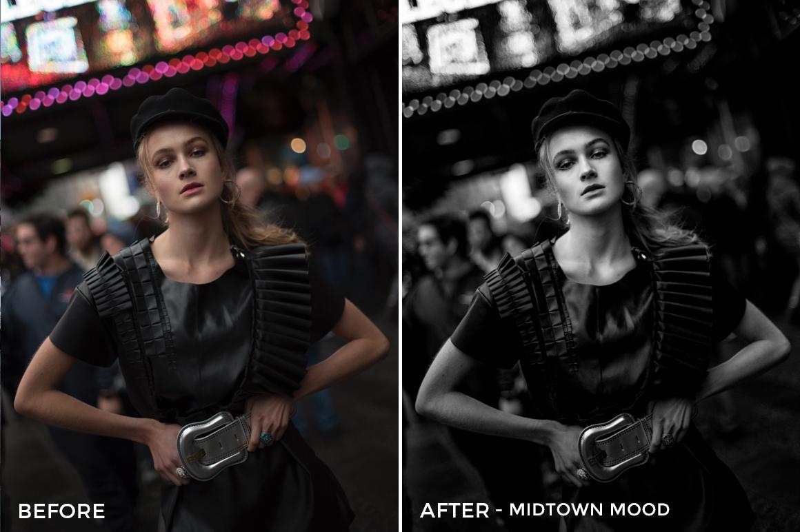Midtown Mood - Dennis Tejero Fashion Lightroom Presets - FilterGrade