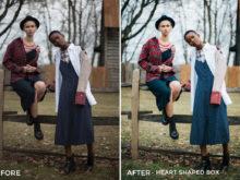 Heart Shaped Box - Dennis Tejero Fashion Lightroom Presets - FilterGrade