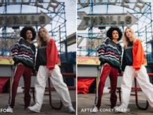 Coney Island - Dennis Tejero Fashion Lightroom Presets - FilterGrade