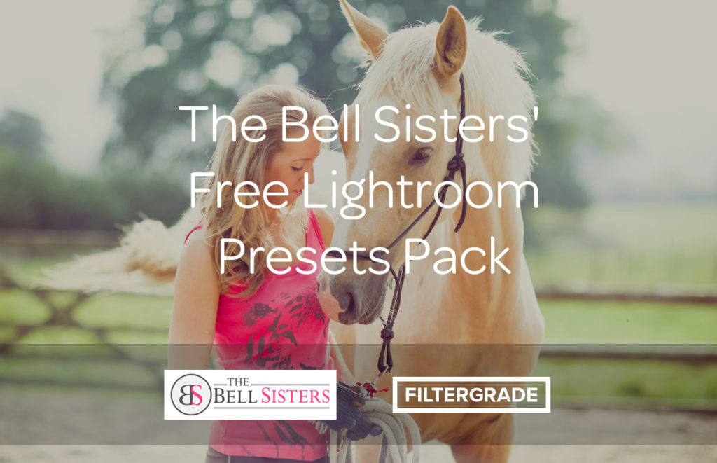 An exclusive freebie from The Bell Sisters! Download five free lightroom presets for editing lifestyle and portrait photography.