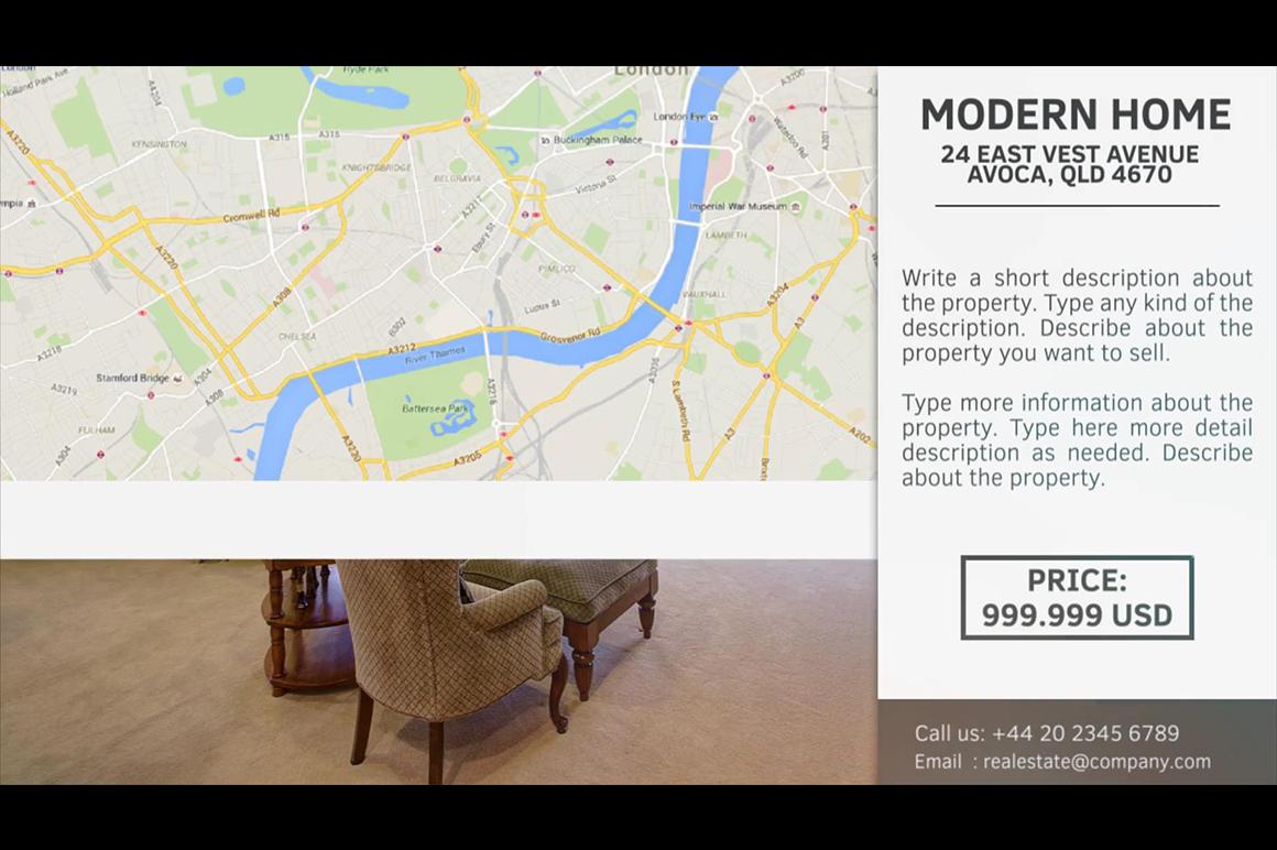 location real estate video marketing