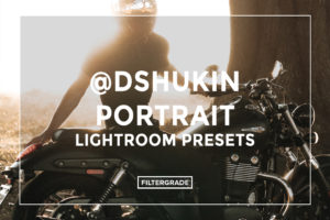 * Dmitry Shukin Portrait Lightroom Presets - FilterGrade