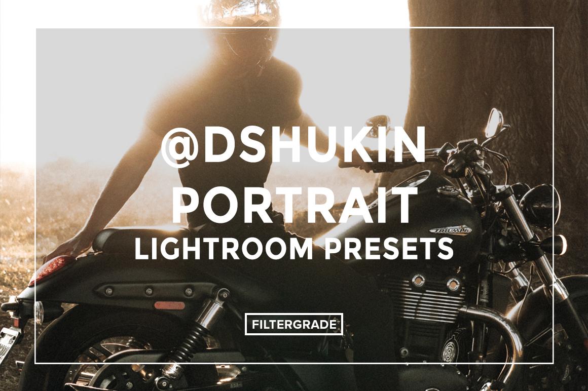 * Dmitry Shukin Portrait Lightroom Presets - FilterGrade
