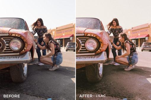 Lilac - Pastel x LS Lightroom Presets - FilterGrade