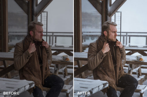 6 Dmitry Shukin Portrait Lightroom Presets - FilterGrade