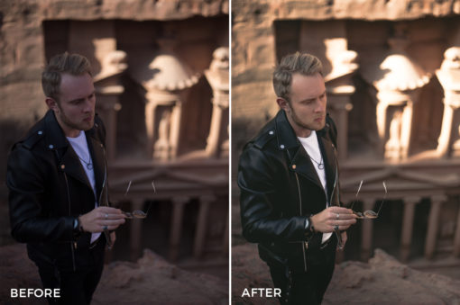 4 Dmitry Shukin Portrait Lightroom Presets - FilterGrade