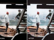 2 Dmitry Shukin Portrait Lightroom Presets - FilterGrade