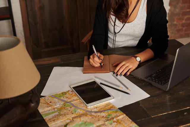 research for solo travel destination