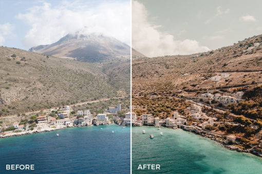 10 Tasos Pletsas Summer Lightroom Presets - FilterGrade