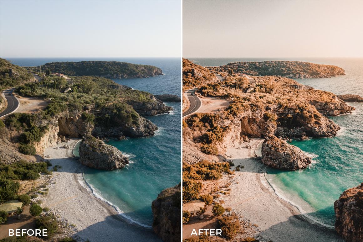 8 Tasos Pletsas Summer Lightroom Presets - FilterGrade