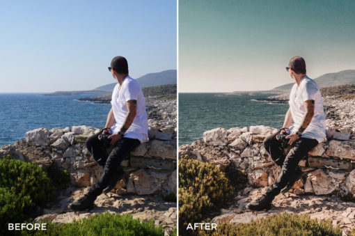 2 Tasos Pletsas Summer Lightroom Presets - FilterGrade