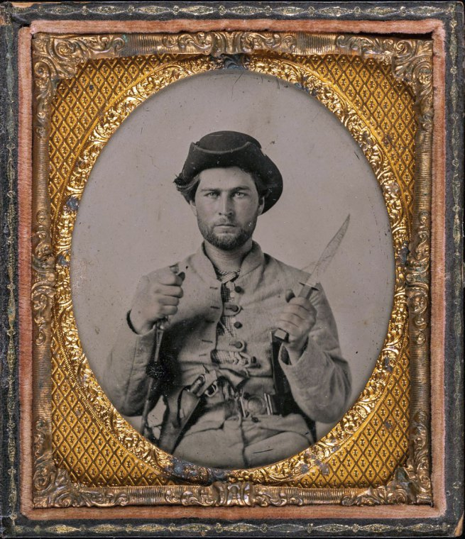 Unknown Artist- What is an Ambrotype? - FilterGrade