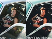 Cool Blues 1 - August Reinhardt Lightroom Presets - FilterGrade