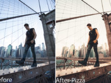 Pizza - August Reinhardt Lightroom Presets - FilterGrade