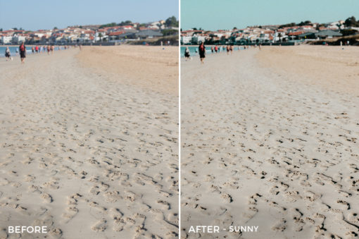 Sunny - Mikhail Malyugin Spain Lightroom Presets - FilterGrade